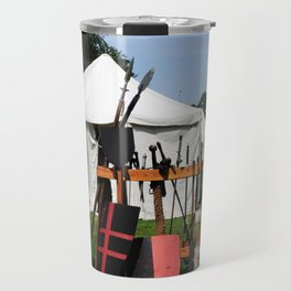 Medival Camp Travel Mug