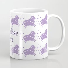 Glitter Sheep Mug