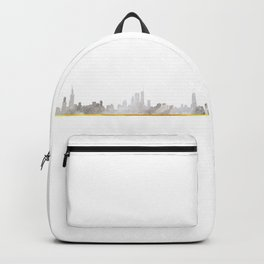 Chicago Skyline Backpack
