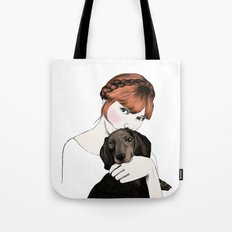 Emily and Arthur Miller Tote Bag
