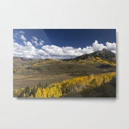 Ultimate Colorado Metal Print