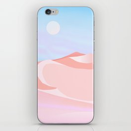 Calm Dune iPhone Skin