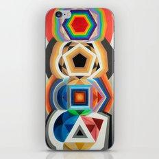 Primary Totem iPhone & iPod Skin