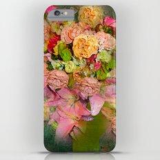 ROSES SHABBY CHIC VINTAGE Slim Case iPhone 6s Plus