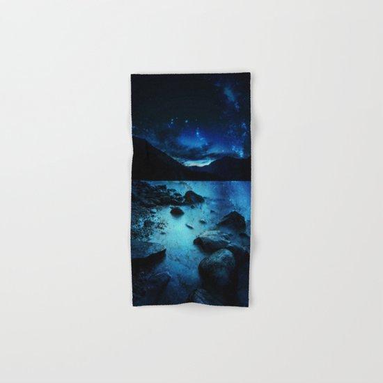 Magical Mountain Lake  Hand & Bath Towel
