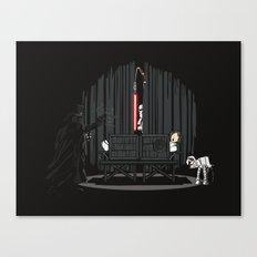 The Dark Side of Magic Canvas Print