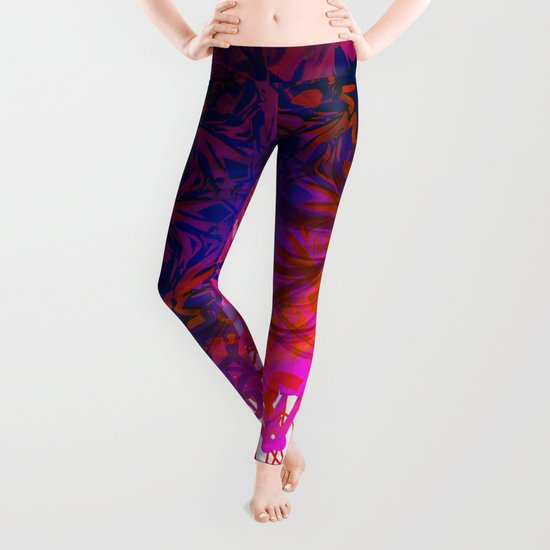 CLEANLINESS REGRESSION Leggings