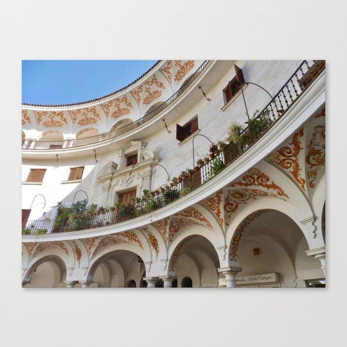 Seville Leinwanddruck