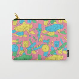 Back to the Doodles Carry-All Pouch