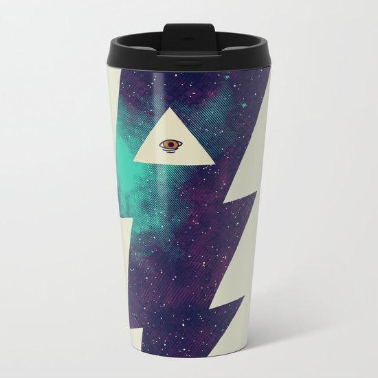 Dark Energy Metal Travel Mug