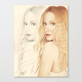 In 2 versions Canvas Print