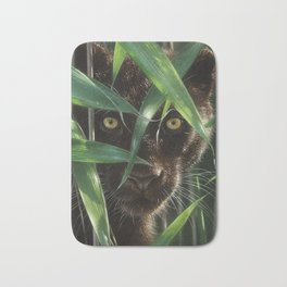 Black Panther - Wild Eyes Bath Mat