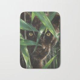 Black Panther - Wild Eyes Bath Mat