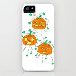 Three Jacks iPhone Case