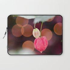 Festive Flowers Laptop Sleeve