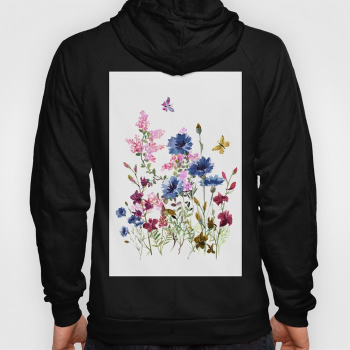 Wildflowers IV Hoody