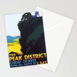affiche Peak District Stationery Cards