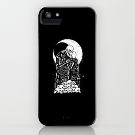 The Kiss of Death iPhone Case