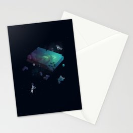 Constructing the Cosmos Stationery Cards