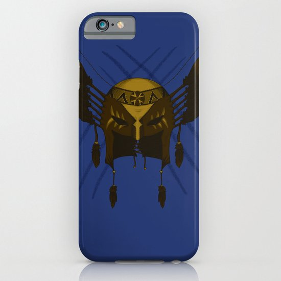 Dances with Wolverines  iPhone & iPod Case