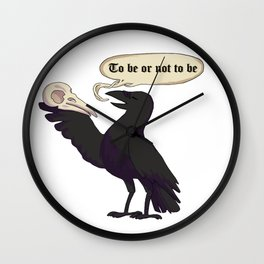 To Be or Not to Be Wall Clock
