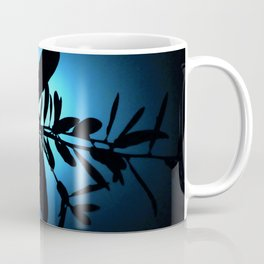 Lost in Blue Moonlight Coffee Mug