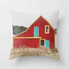 Be Loyal to Your Dreams Throw Pillow