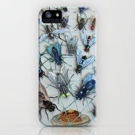 Fly Net iPhone Case