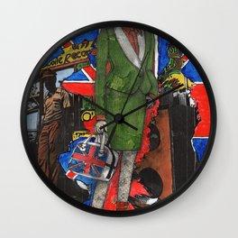 THE MODERNISTS - Skinhead Wall Clock