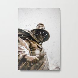 Roger Conant-Winter Metal Print