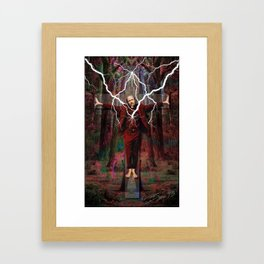 The Hyperion Suite - The Priest Framed Art Print