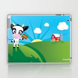 CowMoo Laptop & iPad Skin