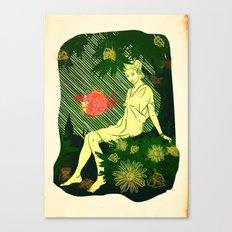 Divina Melancholia Canvas Print