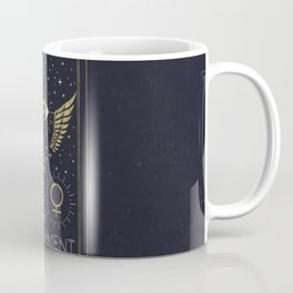 Le Jugement or The Judgement Tarot Coffee Mug