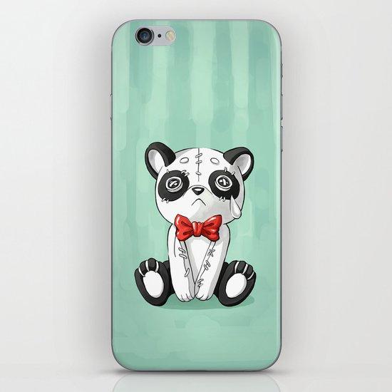Panda Doll iPhone & iPod Skin