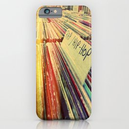 I'll Take Rap/Hip-Hop for 1,000 iPhone Case