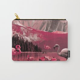 Flamingo Land Carry-All Pouch