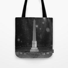 Dramatic Obelisk Tote Bag