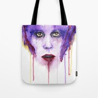 mad Tote Bags featuring MAD by Arthur Braud