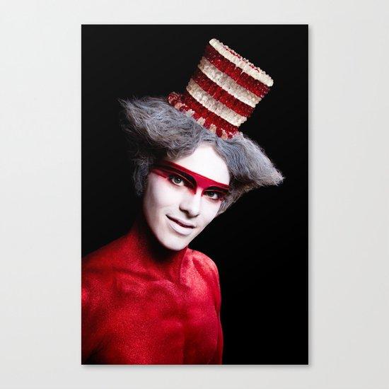 Candy Man Canvas Print