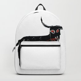 Basquiat the Broad Backpack