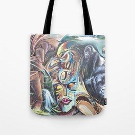 Rwanda Tote Bag