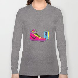 Big And Scary Long Sleeve T-shirt