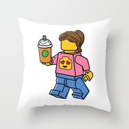 Whipped Dream Throw Pillow