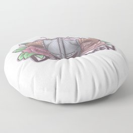 DovaQueen Floor Pillow