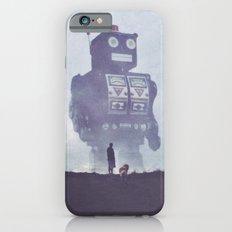 BEWARE THE GIANT ROBOTS! iPhone 6 Slim Case