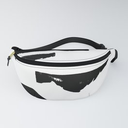 Dancing Spaces 4 Fanny Pack