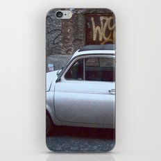 Fiat 500 iPhone & iPod Skin