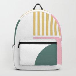 Half moons #4 Backpack