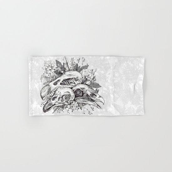 Skull Pile Hand & Bath Towel